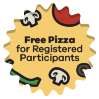 Free Pizza for Registered Participants