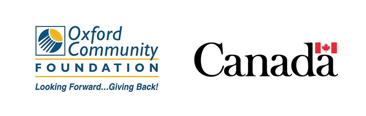 OCF and Canada logos