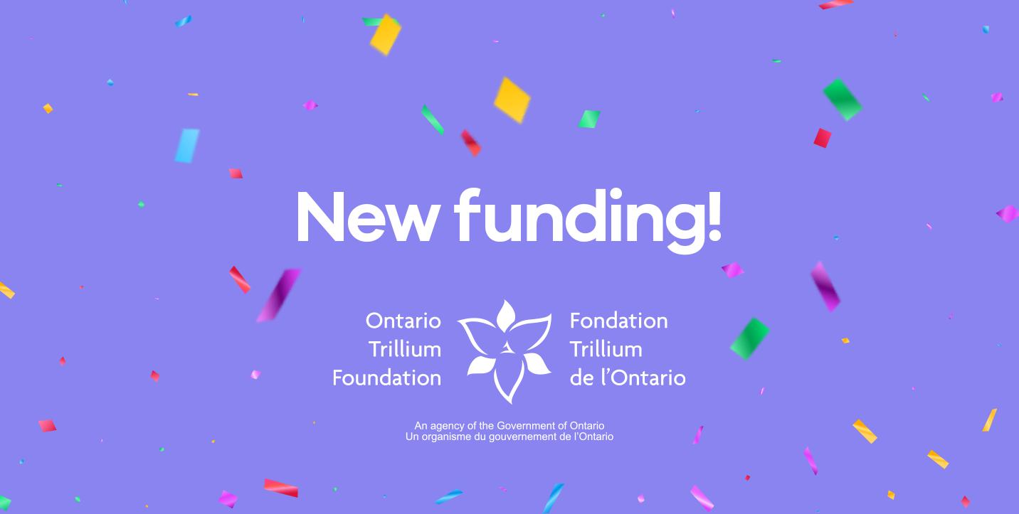 New OTF Funding